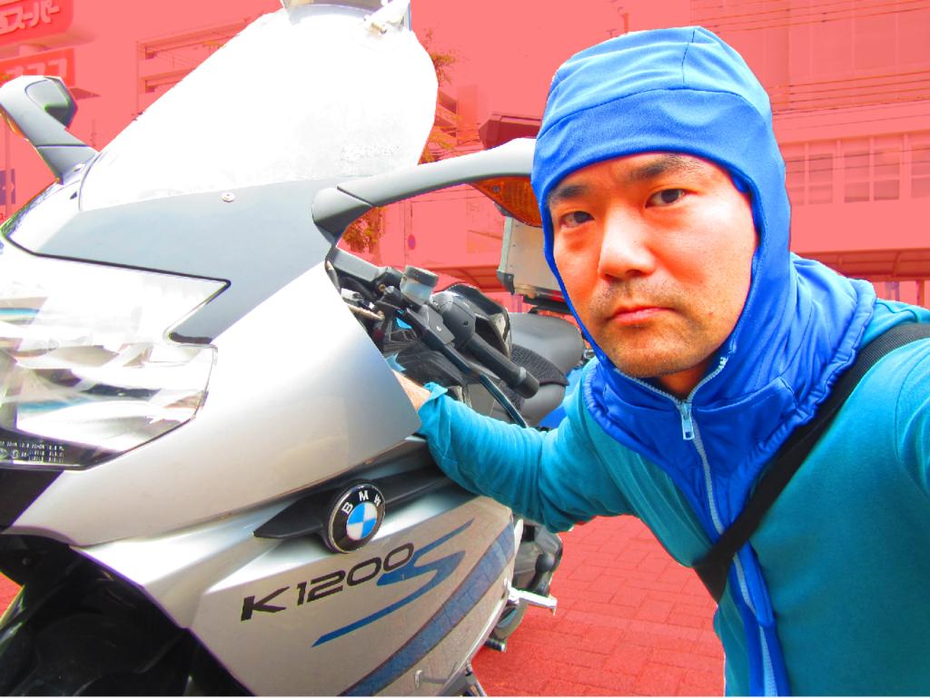 BMW K1200S ヘルメットエアコンCA2TYPE G