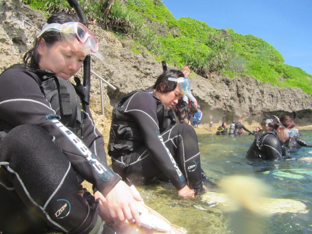 青の洞窟・古宇利島・コテージ泊・2泊3日沖縄で見たおすすめ景色