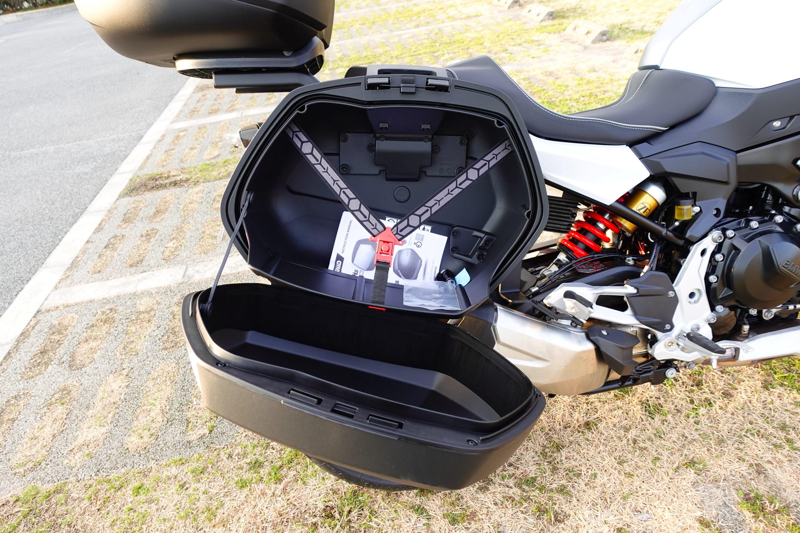 Shad Side Case SH35 Right&Left Premium Set