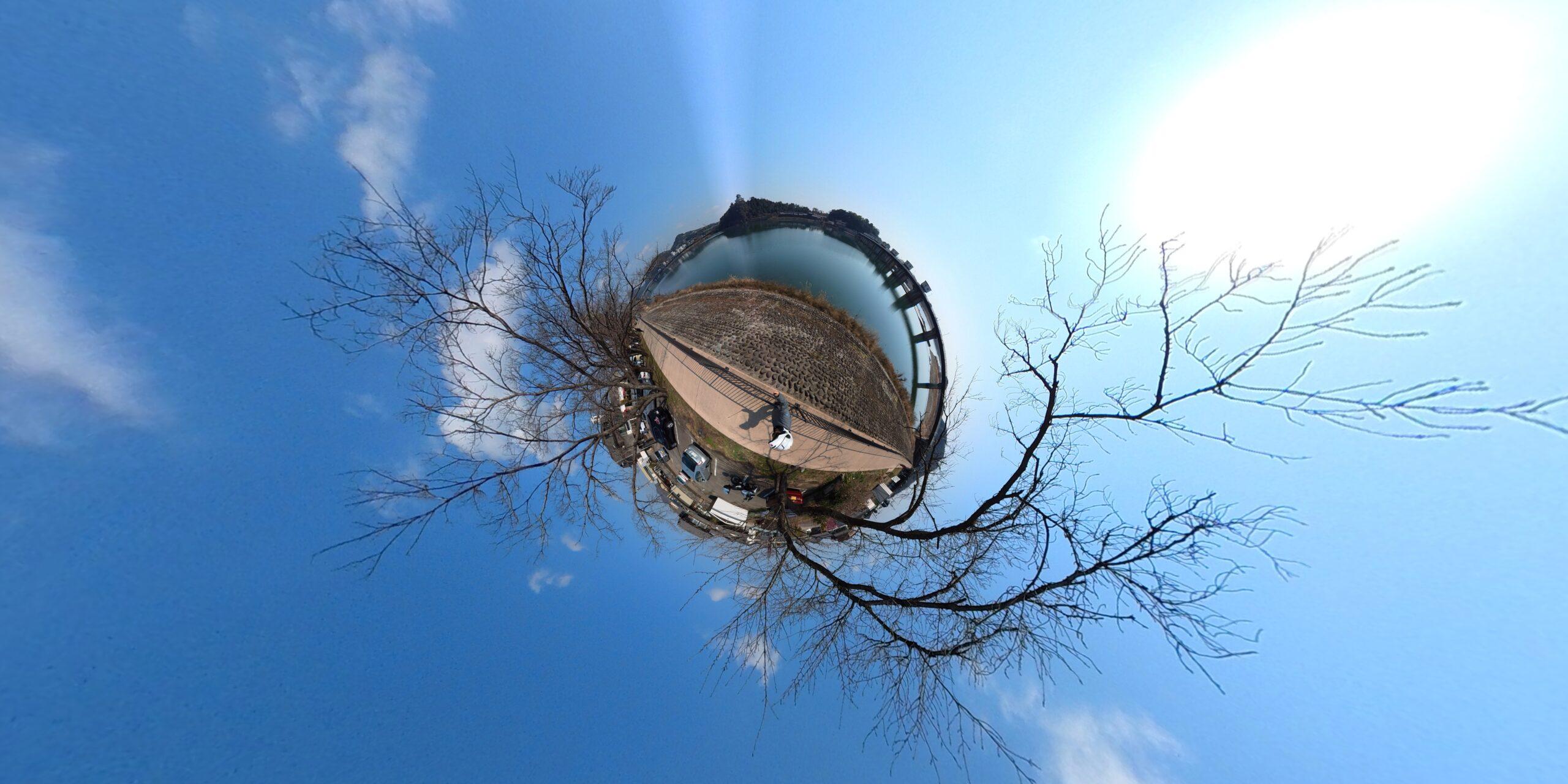 犬山城360